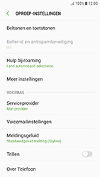 Samsung Galaxy J5 (2017) - Voicemail - Handmatig instellen - Stap 6