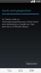 LG D722 G3 S - Apps - Konto anlegen und einrichten - Schritt 15