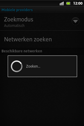 Sony ST27i Xperia Go - netwerk en bereik - gebruik in binnen- en buitenland - stap 8