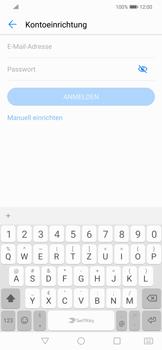 Huawei Mate 20 Lite - E-Mail - Konto einrichten - Schritt 5