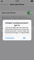Apple iPhone SE - iOS 11 - Beveiliging en privacy - zoek mijn iPhone activeren - Stap 7