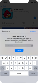 Apple iPhone XR - Applicaties - Downloaden - Stap 15