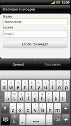 HTC Z715e Sensation XE - Internet - Hoe te internetten - Stap 9