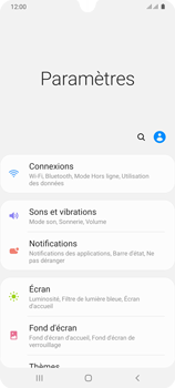 Samsung Galaxy A31 - Internet et connexion - Utiliser le mode modem par USB - Étape 4
