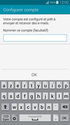 Samsung G800F Galaxy S5 Mini - E-mail - Configuration manuelle (outlook) - Étape 10