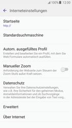 Samsung Galaxy J5 (2016) - Internet - Manuelle Konfiguration - 29 / 39