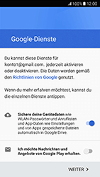 Samsung Galaxy A5 (2017) - Apps - Einrichten des App Stores - Schritt 17