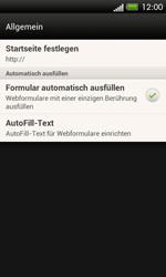 HTC One SV - Internet und Datenroaming - Manuelle Konfiguration - Schritt 22