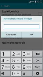 Samsung Galaxy A3 - SMS - Manuelle Konfiguration - 1 / 1