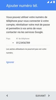 OnePlus 3 - Applications - Créer un compte - Étape 17