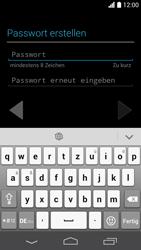 Huawei Ascend P6 LTE - Apps - Konto anlegen und einrichten - 0 / 0