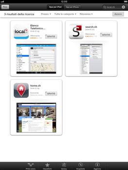 Apple iPad mini - Applicazioni - Installazione delle applicazioni - Fase 6
