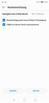 Huawei P20 - E-Mail - Konto einrichten - 2 / 2