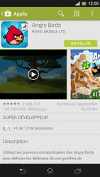 Sony Xpéria SP - Applications - Télécharger une application - Étape 17