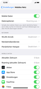 Apple iPhone X - Internet - Apn-Einstellungen - 4 / 20