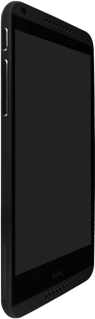 HTC Desire 816 - Premiers pas - Découvrir les touches principales - Étape 6