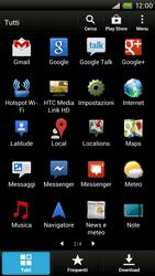 HTC One X Plus - Rete - Selezione manuale della rete - Fase 4