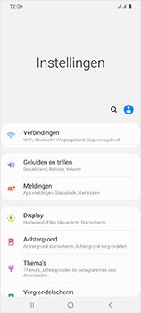 Samsung Galaxy S20 Ultra 5G Dual SIM eSIM SM-G988B - Buitenland - Bellen, sms en internet - Stap 4