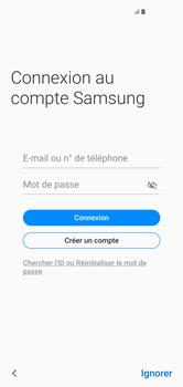 Samsung Galaxy S10 Plus - Premiers pas - Configuration de l