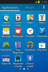 Samsung Galaxy Fame Lite - Applicazioni - Installazione delle applicazioni - Fase 3