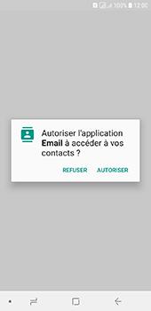 Samsung Galaxy A6 - E-mails - Ajouter ou modifier un compte e-mail - Étape 5