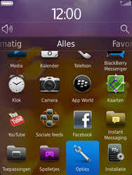 BlackBerry 9810 Torch - Instellingen - ontvangen via SMS - Stap 3
