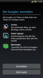 HTC S720e One X - Apps - Konto anlegen und einrichten - Schritt 10