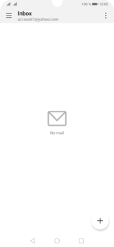 Huawei P30 Pro - E-mail - 032b. Email wizard - Yahoo - Step 4