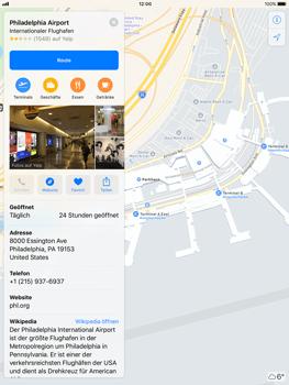 Apple iPad Pro 9.7 inch - iOS 11 - Indoor-Karten (Einkaufszentren/Flughäfen) - 6 / 12