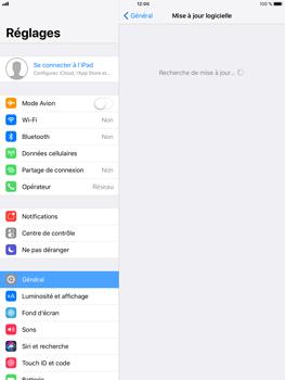 Apple iPad mini 4 iOS 11 - Appareil - Mises à jour - Étape 5