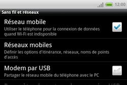 HTC A810e ChaCha - MMS - Configuration manuelle - Étape 5