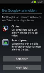 Samsung Galaxy Trend Lite - Apps - Einrichten des App Stores - Schritt 17