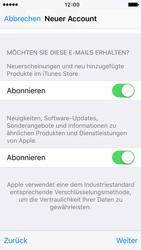 Apple iPhone 5c iOS 9 - Apps - Einrichten des App Stores - Schritt 17
