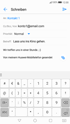 Huawei P10 - E-Mail - E-Mail versenden - 1 / 1