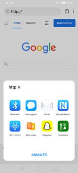 Huawei Y6P - Internet et connexion - Naviguer sur internet - Étape 20