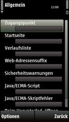Nokia E72 - Internet - Apn-Einstellungen - 24 / 29