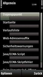 Nokia 5230 - Internet - Manuelle Konfiguration - Schritt 24