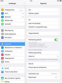 Apple iPad 2 met iOS 8 - E-mail - Instellingen KPNMail controleren - Stap 4