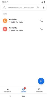 Nokia 6.1 Plus - Android Pie - Anrufe - Anrufe blockieren - Schritt 5