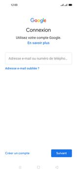 Oppo Reno 4 Pro - E-mails - Ajouter ou modifier votre compte Gmail - Étape 8