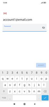 Xiaomi RedMi Note 7 - E-mail - configurazione manuale - Fase 11
