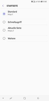 Samsung Galaxy A8 Plus (2018) - Internet - Apn-Einstellungen - 28 / 41