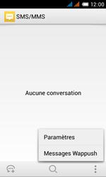 Alcatel OT-4033X Pop C3 - SMS - Configuration manuelle - Étape 5
