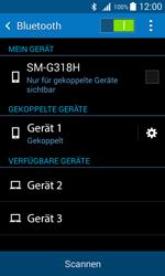 Samsung Galaxy Trend 2 Lite - Bluetooth - Geräte koppeln - 10 / 11