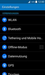 Samsung G318H Galaxy Trend 2 Lite - WLAN - Manuelle Konfiguration - Schritt 4