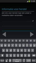 Samsung I9295 Galaxy S IV Active - apps - account instellen - stap 15