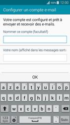 Samsung Galaxy A3 (A300FU) - E-mails - Ajouter ou modifier un compte e-mail - Étape 18