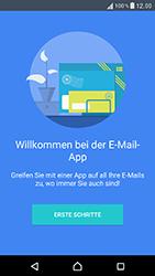 Sony Xperia XZ - E-Mail - Konto einrichten - 4 / 25
