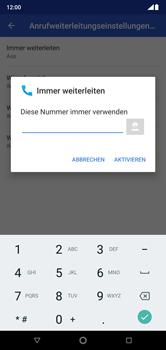 Nokia 6.1 Plus - Anrufe - Rufumleitungen setzen und löschen - Schritt 12