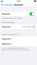 Apple iPhone SE - iOS 13 - Bluetooth - koppelen met ander apparaat - Stap 8
